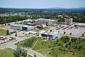Université du Québec - Université du Québec à Chicoutimi