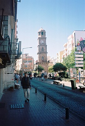 Canakkale clock tower.jpg