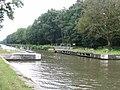 Canal Schoten-Dessel stop lock Ravels 20040813-004.jpg