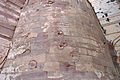 Cannon Ball Marks in Meherangarh Fort.jpg