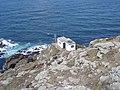Cape Cornwall - the coastguard station - geograph.org.uk - 1167142.jpg