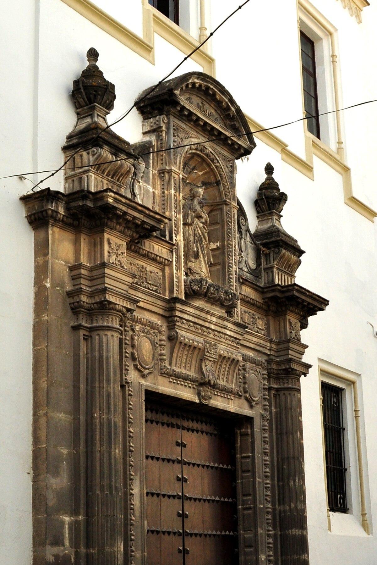 San dionisio jerez de la frontera wikipedia la for Puerta 8 san marcos