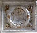 Cappella delle virtù o di san sigismondo, elefanti malatestiani e dado con stemmi e ritratto s.p. malatesta, sx 01,1.jpg