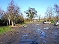 Car park for Blackstone Rock - geograph.org.uk - 673243.jpg