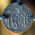 Caradosso, medaglia di francesco I sforza, 1488 circa, verso.JPG