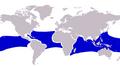 Caranx lugubris distribution.png
