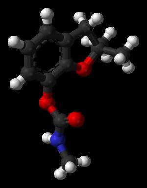 Carbofuran - Image: Carbofuran from xtal 3D balls