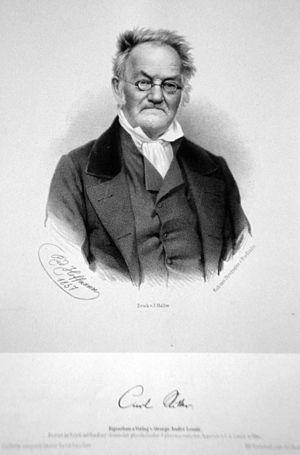 Ritter, Carl (1779-1859)