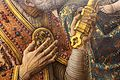 Carlo crivelli, madonna in trono col bambino che consegna le chiavi a pietro, 05.JPG