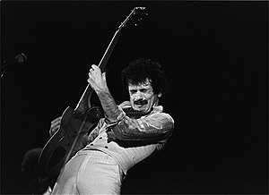 Carlos Santana - New Year's Eve 1976 at the Cow Palace in San Francisco