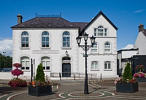 Carlow Town Hall 2009 09 03
