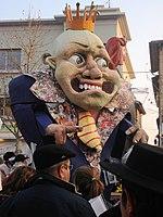 Carmentran au Carnaval de Romans 2008