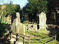 Carnmoney Church Graveyard - geograph.org.uk - 1111906.jpg