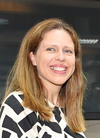 Carola Schouten in India 2018 (cropped).jpg