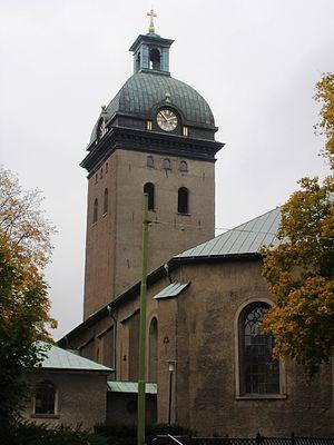 Caroli church, Borås - Caroli Church
