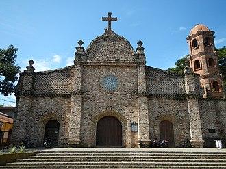 Carranglan, Nueva Ecija - Image: Carranglan Churchjf 4357 01