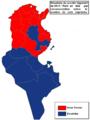 Carte tunisie élections législatives 2014 voix.png