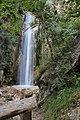 Cascata naturale di 30 metri -Senerchia Oasi naturale Valle della Caccia -Avellino 29.jpg