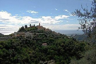 Castellar, Alpes-Maritimes - A general view of Castellar