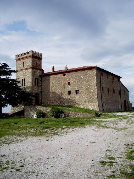 Castello di Castiglioncello Bandini (GR)
