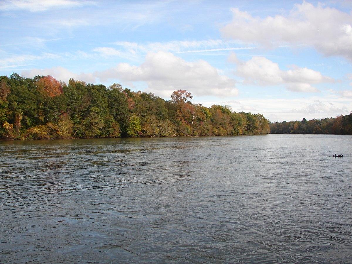 Catawba river wikipedia for River hill