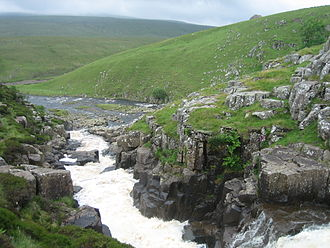 North Pennines - Cauldron Snout in the North Pennines AONB