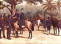 Cavalerie O.I. leger. Mars en klein tenue. 1896..jpg