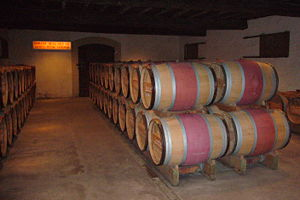 Cave Rouge Domaine de la Solitude (france) AOC...