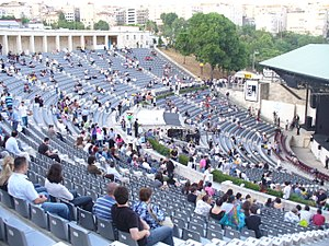 List Of Contemporary Amphitheatres Wikipedia