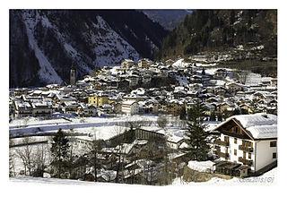 Cencenighe Agordino Comune in Veneto, Italy