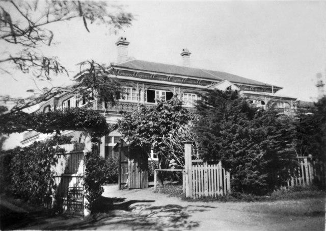 Central Bureau headquarters 1944-45