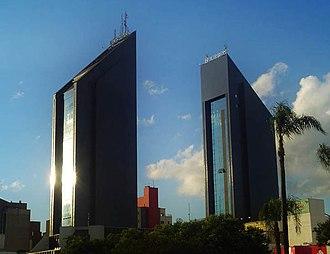 Cascavel - Economic center of Cascavel