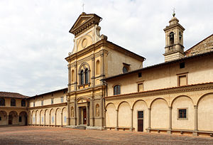 Florence Charterhouse - Florence Charterhouse church