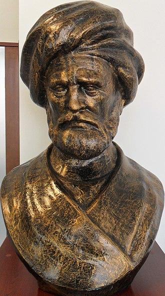 Ismail Bey - Image: Cezayirli Gazi Hasan Paşa büstü