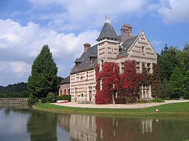 Chateau of Mirville