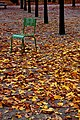 Chair, Jardin des Tuileries, Paris 2012.jpg