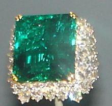 Emerald Cut Diamond Stud Earrings