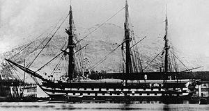 French ship Charlemagne - Image: Charlemagne img 2
