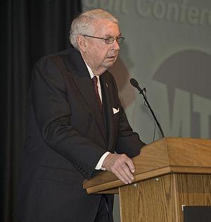 Charles J. Hynes - Hynes in 2012