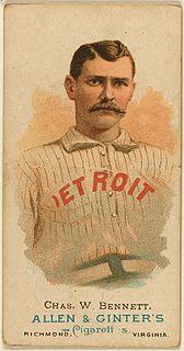 Charlie Bennett American baseball player