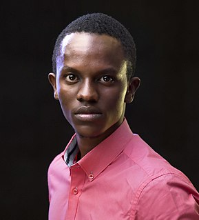Charlie Karumi Kenyan actor