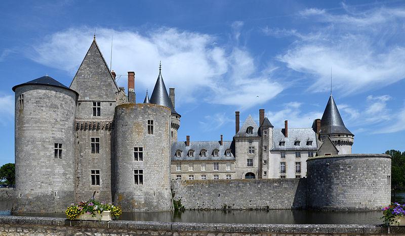 Chateaux France Build Old Methods