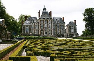 François Mansart - Image: Chateau de Balleroy