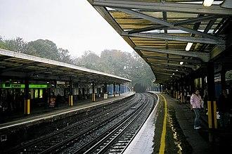 Chatham railway station - Chatham railway station