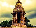 Chaturbhuj Temple -Khajuraho -Madhya Pradesh -IMG 0484.jpg