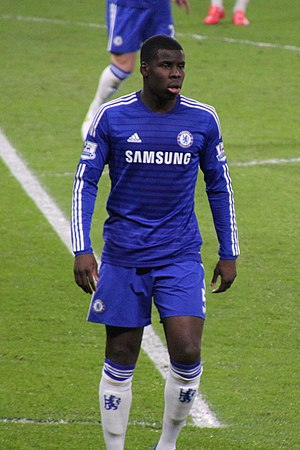 Kurt Zouma - Zouma playing for Chelsea in 2015
