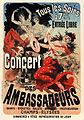 Cheret, Jules - Concert des Ambassadeurs (pl 165).jpg