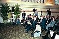 Chesapeake Bay Program, Administrator Christine Todd Whitman, Mellon Auditorium (412-APD-A42-ROLL1ED2 013 13.JPG) - DPLA - 8d8969056aaea3277ce8b4e0213bd8db.JPG