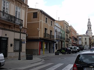 Municipality in Valencian Community, Spain