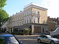 Chez Kristof, Hammersmith Grove W6 - geograph.org.uk - 1311359.jpg